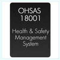 OHSAS 18001 : Certification