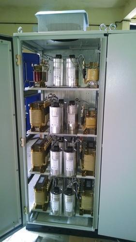 Automatic Harmonic Filter Panel