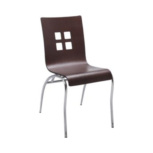 Stainless Steel Cafe Chairs