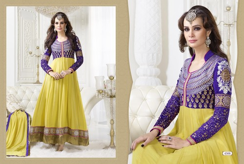 Attractive Anarkali Dress