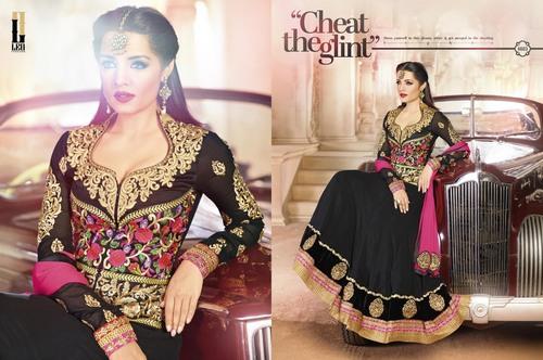 Classic Anarkali Dress