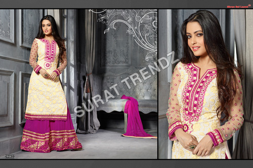 Fancy Sharara Suits