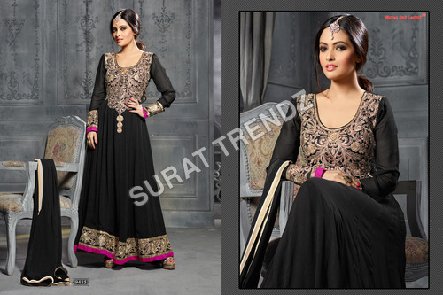 Heavy Neck Anarkali Suits