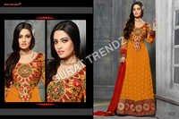 Celebrity Style Anarkali Suits
