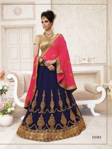 Navratri Embroidery Designer Lehenga