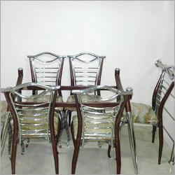 Designer Metal Dinning Set