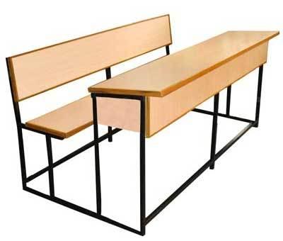 Wooden school Desks