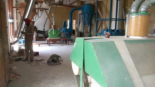 Besan Milling Plant