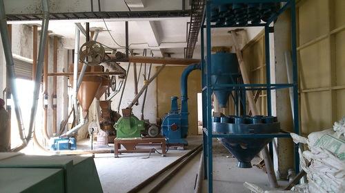 Besan Manufacturing Unit