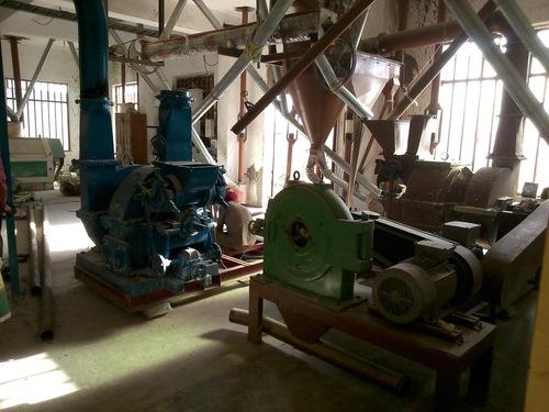 Besan Mill Machinery & Accessories