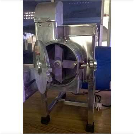 Ginger Cutting Machine