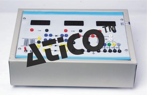 Transistor Amplifier Demonstrator
