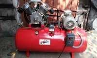 Belt Driven Models Double Cylinder
