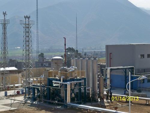 Methanol Cracking Hydrogen Generator