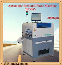 Automatic high precision pick and place machine TP300V in electric industry