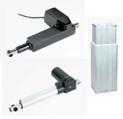 Electrical Actuator for OT table