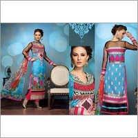 Blue & Pink design