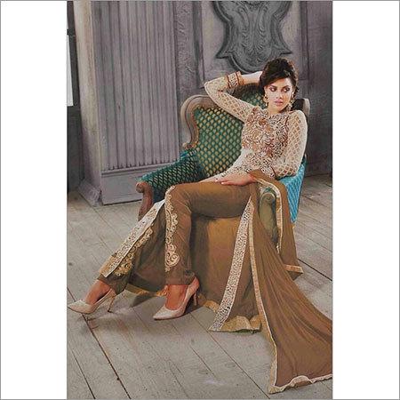 Brown Suit Designer