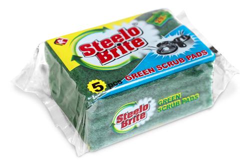 Scrub Pad (Steelo Brite)
