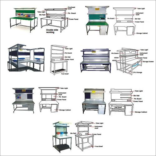Aluminum Profile Tables
