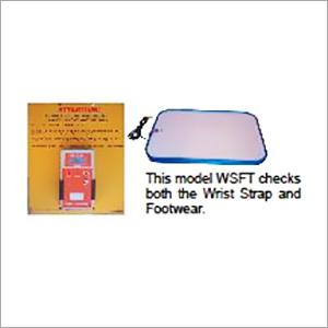 Wrist Strap Tester