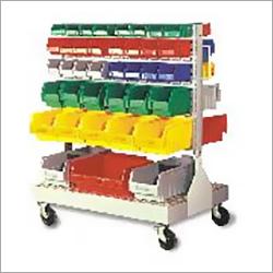Shop Floor Bin Trolley