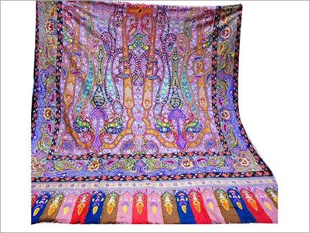 Kalamkari pashmina shawls / Kashmiri Shawls