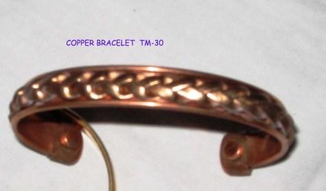 Copper Bracelets For Men