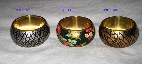 Brass Napkin Rings