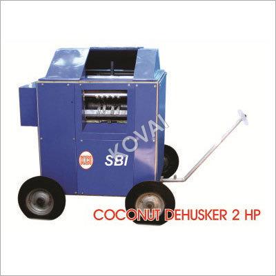 2 HP Coconut Dehusker