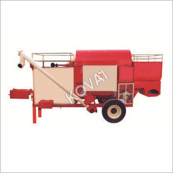 Modern High Capacity Multi Crop Thresher
