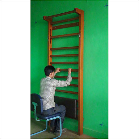 WALL BARS (Single Section, Wall Mounting)