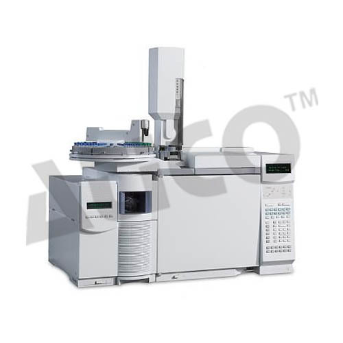 Gas Chromatograph  With Mass Spectrometer