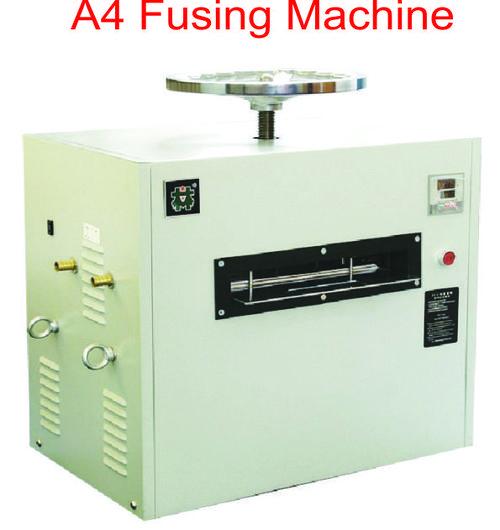 A/4 fusing machine