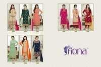 FIONA (AYESHA TAKIA VOL-5) Straight Salwar Kameez