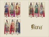 FIONA (MAHEZABEEN VOL-3) Straight Salwar Kameez