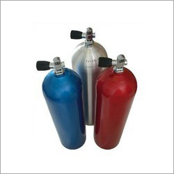 Seamless Gas Cylinder