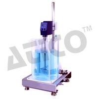 Fluid Mixing Study Apparatus