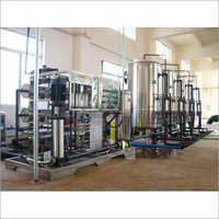 Mineral Water Treatment Machine