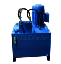 Hydraulic Power Pack for Furnace