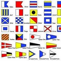 Sail Signal Flags