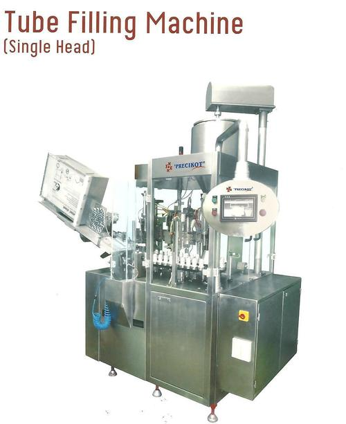 Tube Filling Machine Single Head