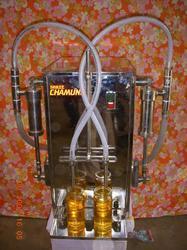 Hair Oil Filling Machine