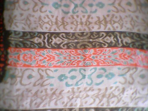 digital printing Polyester Dull Crepe fabrics