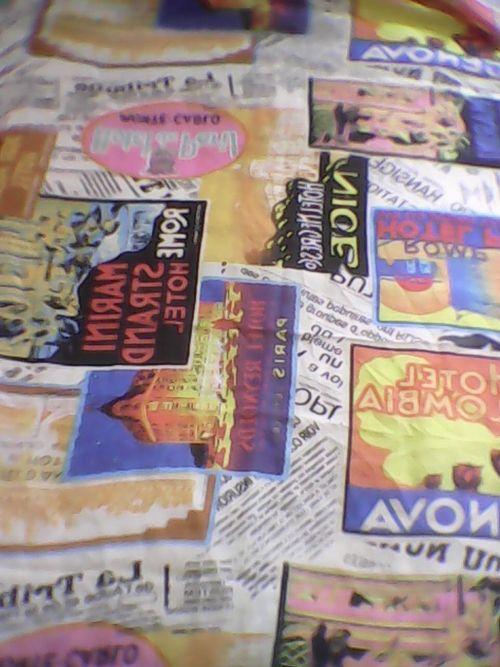 American Crape Fabrics