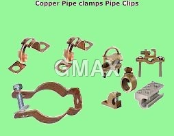 Standard Ground Rod Clamps