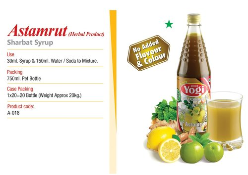 Pure Astamrut Syrup