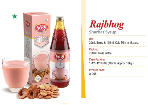 Dry Fruits Syrup