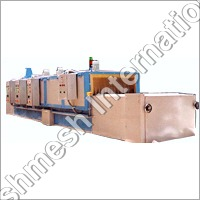 Filter Paper Conveyorised Oven