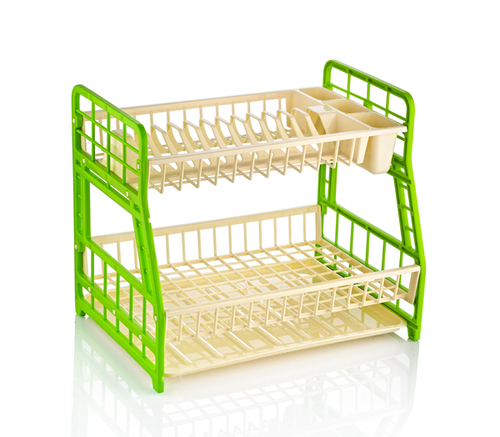 Double Dish Drainer